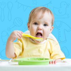 Alimento complementario infantes